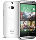 HTC One M8 Glacial Silver 32GB (Verizon Wireless)