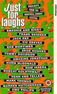 Just For Laughs: Highlights From The Montreal Comedy Festival [VHS]