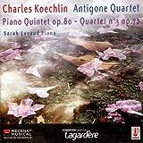Quintette avec piano op.80, Quatuor N°3 Op.72
