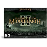 Lord of the Rings: Battle for Middle Earth 2 Collector's Edition - PC