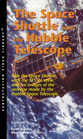 The Space Shuttle And The Hubble Telescope [Vhs]