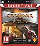 God of War Collection 2 PS-3 ESN PEGI Origins Chains of Olympus + Ghost Spar [US Version]