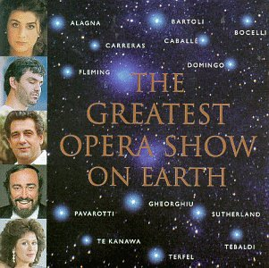 Giuseppe Verdi - Greatest Opera Show On Earth [Disc 1] - Zortam Music