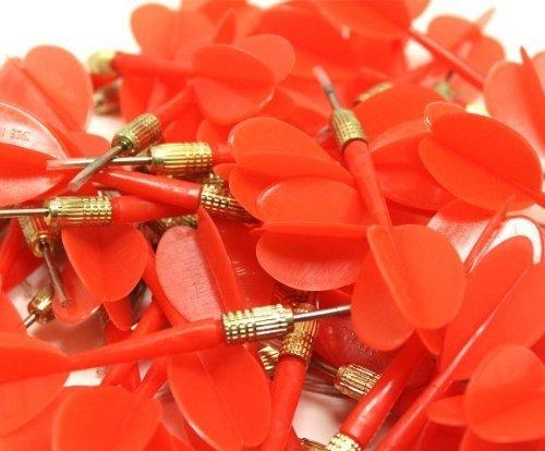 144 Pack Red Metal Tip Brass Balloon Darts by Brybelly Holdings günstig online kaufen