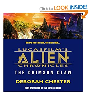 The Crimson Claw (Alien Chronicles 2) - Deborah Chester