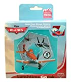 Zak Disney Planes Lunchtime Go Pak Divided Food Storage Container