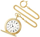 [ティソ]TISSOT 懐中時計 Savonnette Quartz(サボネット クオーツ) ハンターケース T83450313  【正規輸入品】