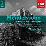 MENDELSSOHN: SYMPHONIES 3 4 &