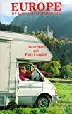 img - for Europe by Van and Motorhome (With 2001 Update Supplement) book / textbook / text book