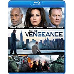 Act of Vengeance (Blu-Ray)