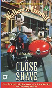 Wallace And Gromit: A Close Shave [VHS]