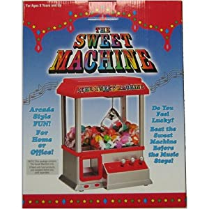 the sweet machine claw
