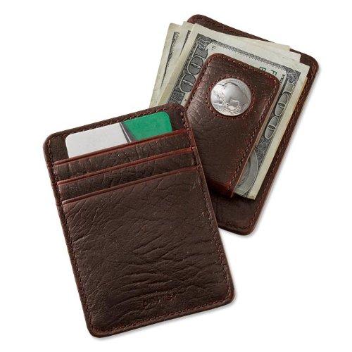 Bison Buffalo Money Clip