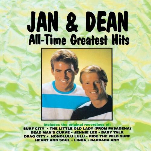Jan & Dean - Jan & Dean - All-time Greatest Hits - Zortam Music