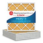 ReplacementBrand 14x14x1 MERV 11 Air...