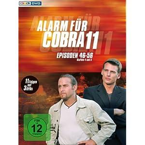 Alarm für Cobra 11 - die Autobahnpolizei: Staffel 4 & 5 [3 DVDs]