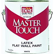 - Y46W00801-16 Master Touch Latex Flat Interior Wall Paint