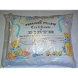 Keepsake Baby Birth Pillow - Bear