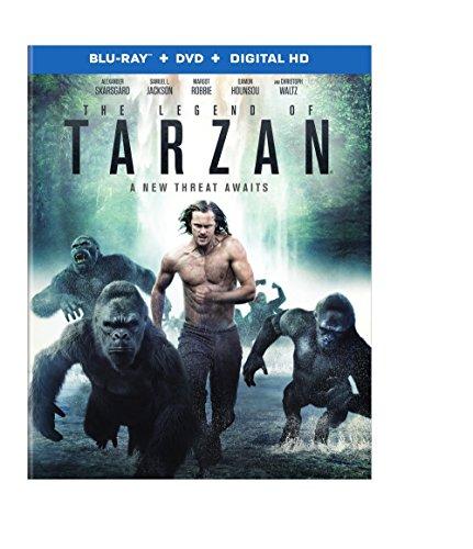 LEGEND OF TARZAN