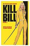 Kill Bill movie poster 11 inch x 17 inch LITHOGRAPH