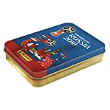 Panini FIFA World Cup 2018 Sticker Tin incl 15 sealed packets (75 stickers