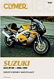 Suzuki GSX-R750 1996-1999 (Clymer Motorcycle Repair) Penton