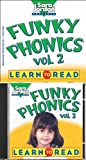 Funky Phonics: Learn to Read, Vol. 2 (Book & CD)
