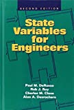 img - for State Variables for Engineers by Paul M. DeRusso (1997-12-01) book / textbook / text book