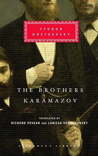 The Brothers Karamazov (Everyman's Library Classics)