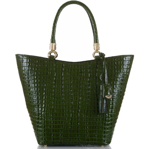 Sweetheart Tote<br>La Scala Racing Green