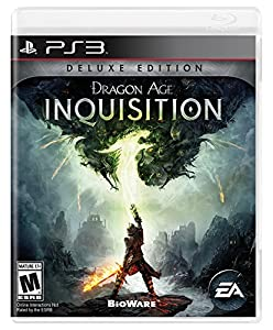 Dragon Age Inquisition (Deluxe Edition) - PlayStation 3