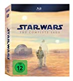 DVD & Blu-ray - Star Wars: The Complete Saga I-VI [Blu-ray]