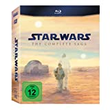 "Star Wars: The Complete Saga I-VI [Blu-ray]von ""Mark Hamill"""