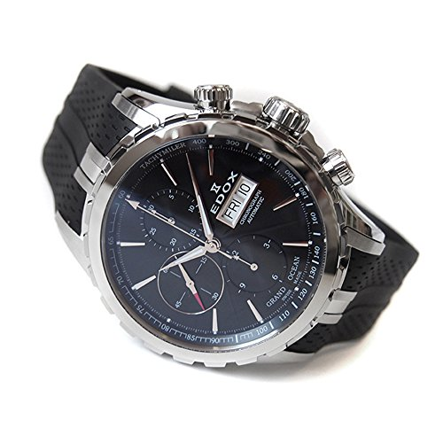 [エドックス]EDOX 腕時計 01113 3 NIN グランドオーシャン クロノグラフ オートマチック 【並行輸入品】