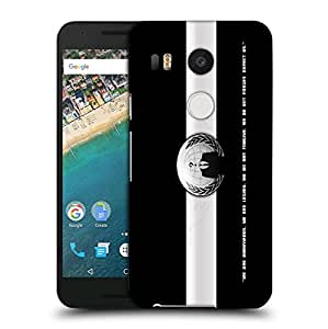 Snoogg We Are Anonymous Designer Protective Back Case Cover For LG NEXUS 5X