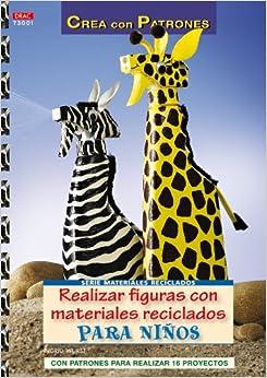 Realizar Figuras con Materiales Reciclados para Ninos: WURST(741681