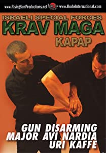 Krav Maga Israeli Kapap Gun Disarming