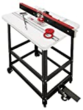 Router Table Set, 24x32 Laminated w/ PRL-V2 414, Woodpeckers PRP-1-V2414