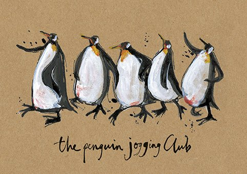 the-penguin-jogging-club-sam-toft-open-greeting-card-st1179