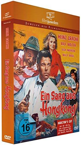 Ein Sarg aus Hongkong - Director's Cut (Neuabtastung der Langfassung + DE/EN-Ton + Bonus) - Filmjuwelen [DVD]