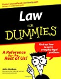 Law For Dummies (Law for Dummies, 1st ed)