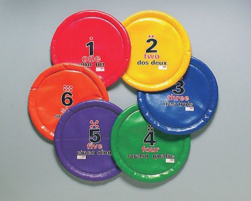 Sportime Easy Toss Flying Saucers front-1032445