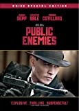 Public Enemies [DVD] [2009] [Region 1] [US Import] [NTSC]