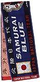 (Jリーグエンタープライズ)J.LEAGUE ENTERPRISE サッカー 日本代表 タオルマフラー(ビッグエンブレム必勝) 11-32018 ND ブルー F