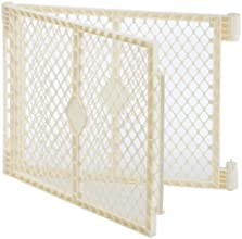 North States Superyard Ultimate Playard 2 Panel Extension Ivory