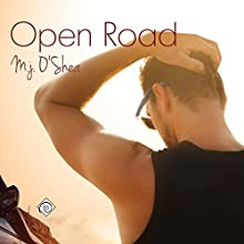 Open Road Audiobook by M J O'Shea Narrated by Robbie D