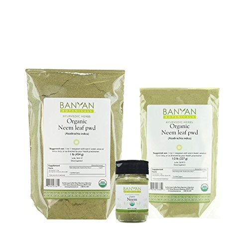 Banyan-Botanicals-Neem-Powder-Certified-Organic-Azadirachta-indica-Detoxification-for-pitta-and-kapha