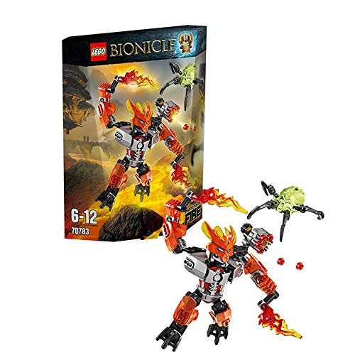 Lego 70783 - Bionicle - Hüter des Feuers