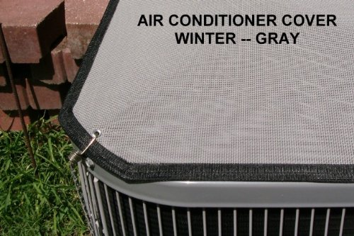 Air conditioner condenser for Air conditioning unit covers outside