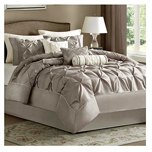 King Comforter Set Modern Luxury Bedding Collection -